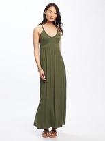 Old Navy Empire-Waist Maxi Dress for Women