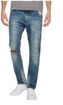 Calvin Klein Jeans Sculpted Slim Jeans in Postal Blue Wash Men's Jeans