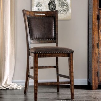 Groovy Nailhead Stool Shopstyle Machost Co Dining Chair Design Ideas Machostcouk