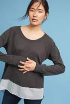 Wilt Layered Sweatshirt