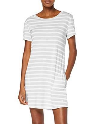 Marc O'Polo Body & Beach Women's W-Sleepshirt Crew-Neck Nightie,10 (Size: Small)