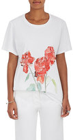 Each X Other Women's Watercolor Floral Cotton T-Shirt