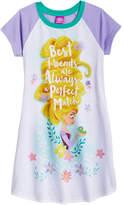 Disney Disney's Tangled Rapunzel Nightgown, Little Girls & Big Girls