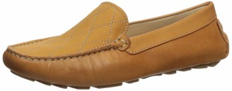 Driver Club Usa Womens Leather Made in Brazil Washington Driver Loafer