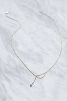 Xiao Wang Womens ELEMENTS DIAMOND NECKLACE