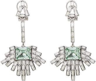 Lulu Frost Astra Crystal Drop Earrings