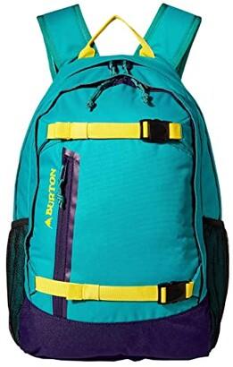 Burton Day Hiker 20L Backpack (Little Kids/Big Kids) (Creme Brulee Oakledge Floral) Backpack Bags
