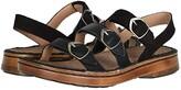Naot Footwear Lamego (Black Combination) Women's Shoes