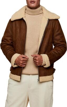 Topman Benny Tape Borg Jacket