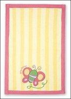 Stephen Joseph Butterfly Baby Burp Cloth by