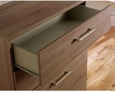 Swift Halton Ready Assembled 3 Drawer Bedside Chest with Wireless Charging