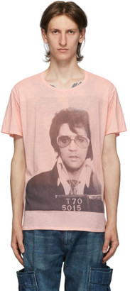 R 13 Pink Elvis T-70 Boy T-Shirt