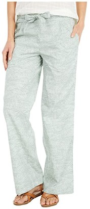 Columbia Summer Chilltm Pants (Light Lichen Wispy Bamboos) Women's Casual Pants