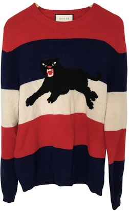 Gucci Multicolour Wool Knitwear & Sweatshirts