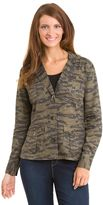 Haggar Women's Army Jacket