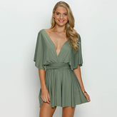 City Beach Mooloola Wrap Me Up Dress