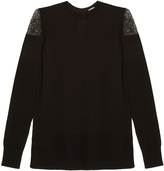 ADAM by Adam Lippes Lace Sweater