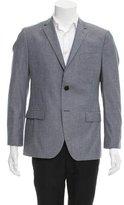 Fendi Donegal Two-Button Blazer