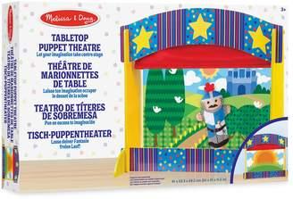Melissa & Doug Tabletop Puppet Theatre