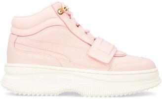 Puma Deva High-Top Sneakers