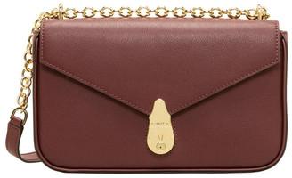 Calvin Klein H9DER9ZF_MER Lock Flap Over Crossbody Bag