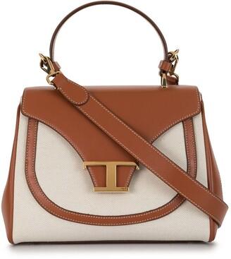 Tod's Two-Tone Tote Bag