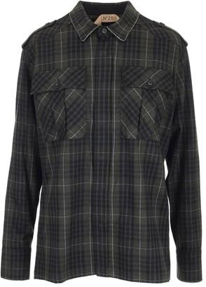 N°21 N21 Classic Check Shirt