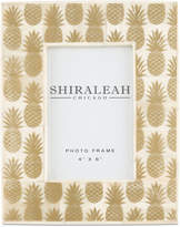 """Shiraleah Pineapple 4"""" x 6"""" Picture Frame"""