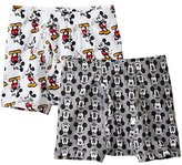 Disney Mickey Mouse Boxer Briefs In Organic Cotton