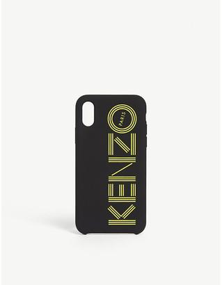Kenzo Logo iPhone X/Xs case