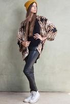 Flynn Skye Kimono in Feather