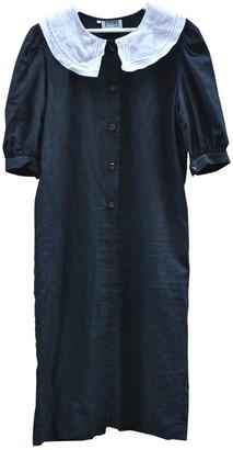 Non Signã© / Unsigned Black Linen Dresses