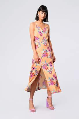 Glamorous Womens **Bloom Floral Cami Dress By Ochre