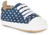 Old Soles Baby Girl's Star-Print Sneakers