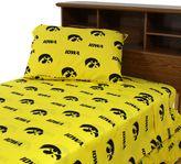 Bed Bath & Beyond University of Iowa Sheet Set