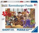 Disney Toy Story 60pc Jumbo Floor Puzzle