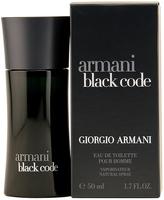 Giorgio Armani Black Code 1.7-Oz. Eau de Toilette - Men