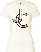 Juicy Couture Angel Cotton Track Couture T-Shirt