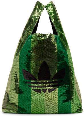 adidas Green Anna Isoniemi Edition Sequin Tote