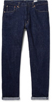 orSlow 107 Washed Selvedge Denim Jeans