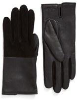 Rag & Bone Women's 'Division' Lambskin Gloves With Alpaca Lining