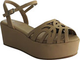 Wild Diva Women's Manner-09V-JP Platform Sandal