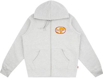 Supreme World Famous zip-up hoodie
