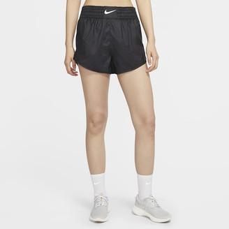 Nike Women's Boxer Running Shorts Tempo Luxe