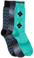 Lorenzo Uomo Dress Socks - Pack of 3
