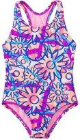 TYR Girls' Ditsy Daisy Maxfit One Piece Swimsuit (4yrs16yrs) - 8136983