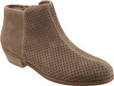 SoftWalk Women's Rocklin Perforated Ankle Boot