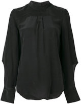 Designers Remix Sadie back button shirt