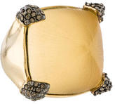 Alexis Bittar Lucite & Crystal Ring