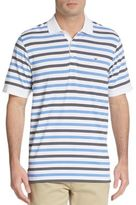Callaway Regis Striped Polo Shirt